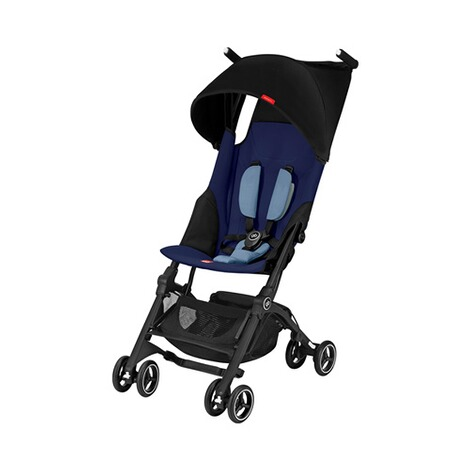 GB GOLD Pockit+ Buggy Design 2018  Sapphire Blue 1