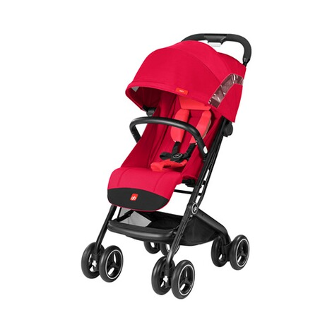GB GOLD Qbit+ Buggy mit Liegefunktion  Cherry Red 1