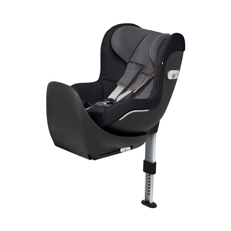 gb PLATINUM Vaya i-Size Kindersitz  Silver Fox Grey 1