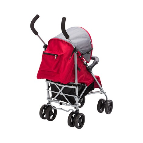 BABYCAB  Tom Buggy mit Liegefunktion  rot 2
