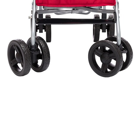 BABYCAB  Tom Buggy mit Liegefunktion  rot 7