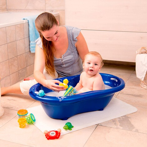 ROTHO BABYDESIGN  Badewanne Top  royal blue pearl 2