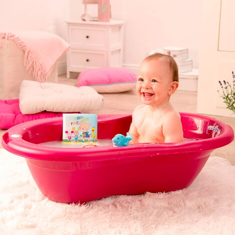 ROTHO BABYDESIGN  Badewanne Top  swedish rose 2