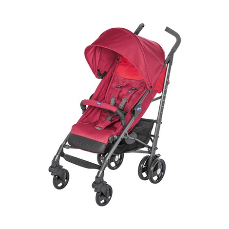 CHICCO  Buggy Lite Way³ Design 2018  red berry 1