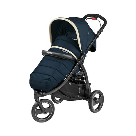 Peg Perego  Book Cross Sportwagen mit Handbremse  Breeze Blue 1