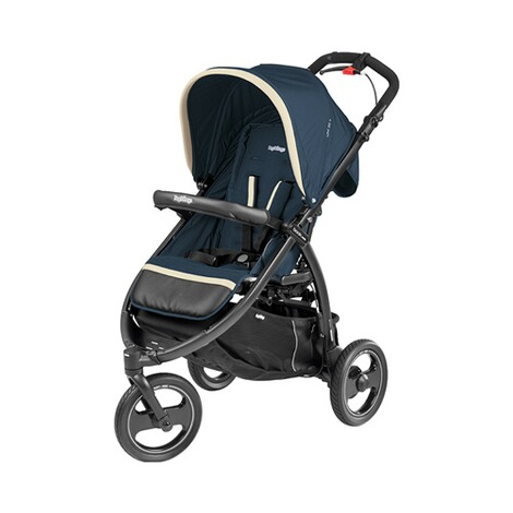 Peg Perego  Book Cross Sportwagen mit Handbremse  Breeze Blue 2
