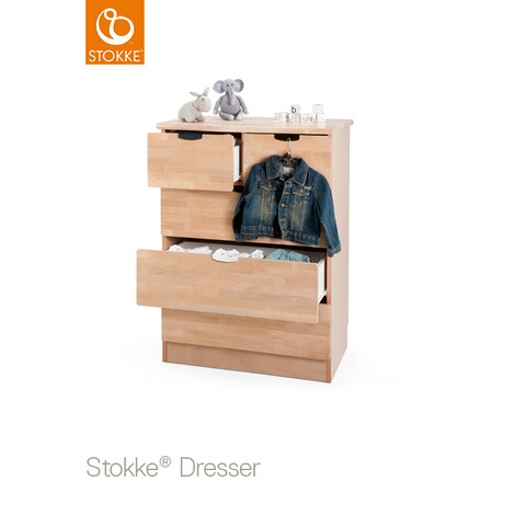 STOKKE®  Wickelkommode Dresser (Teil 1) natural 2