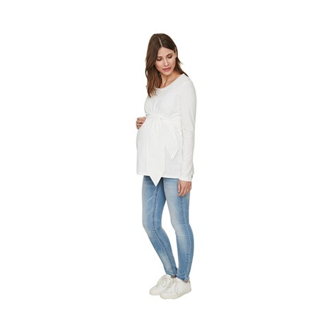 MAMA LICIOUS®  Umstands-Jeans Birdie New Slim 6