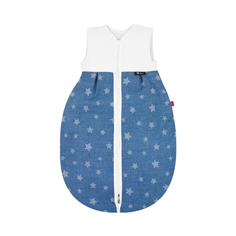 ALVI  Sommerschlafsack Light Moonlight blue 1
