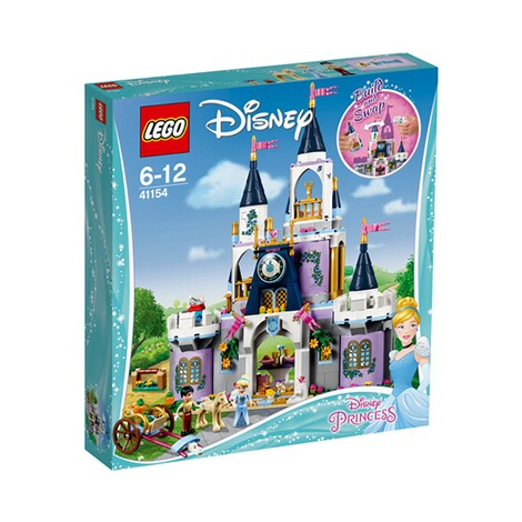 LEGO® DISNEY PRINCESS 41154 Cinderellas Traumschloss 1