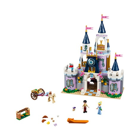 LEGO® DISNEY PRINCESS 41154 Cinderellas Traumschloss 2