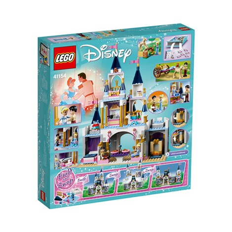 LEGO® DISNEY PRINCESS 41154 Cinderellas Traumschloss 3