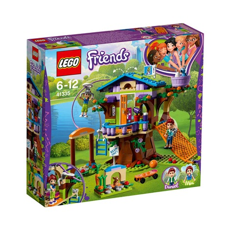 LEGO® FRIENDS 41335 Mias Baumhaus 1