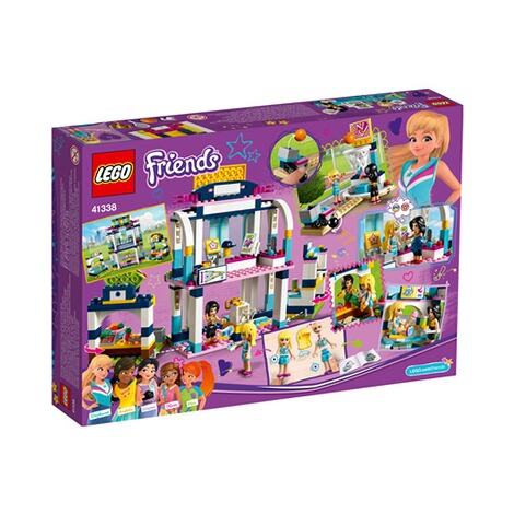 LEGO® FRIENDS 41338 Stephanies Sportstadion 4