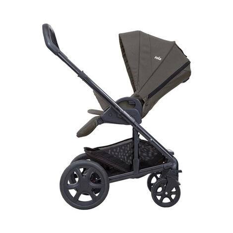 Joie  Chrome DLX Kinderwagen  Foggy Gray 6