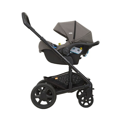 Joie  Chrome DLX Kinderwagen  Foggy Gray 8