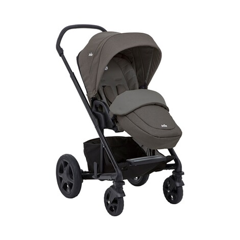 Joie  Chrome DLX Kinderwagen  Foggy Gray 9