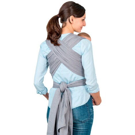 AMAZONAS  Carry Sling Tragetuch, 450cm 5