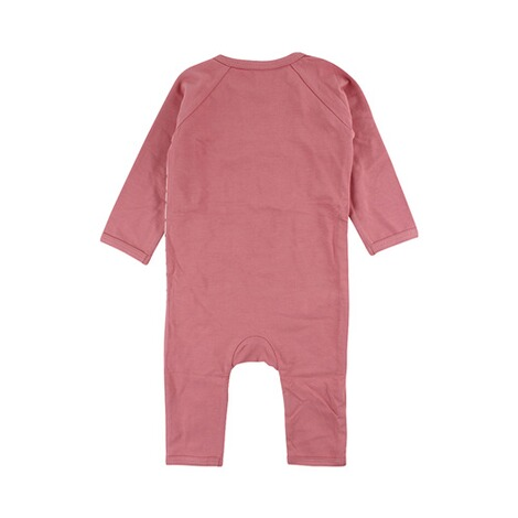 SMALL RAGS  Overall Herz  rosa 2