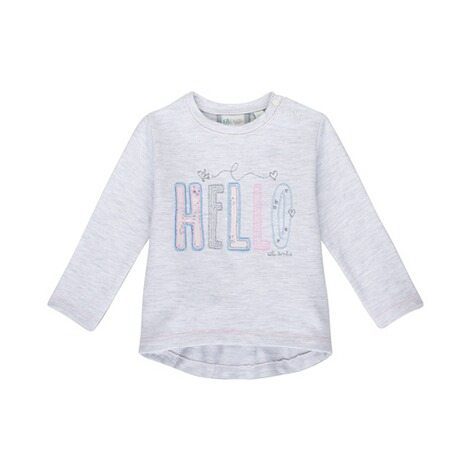 SANETTA EAT ANTS Sweatshirt Hello 1