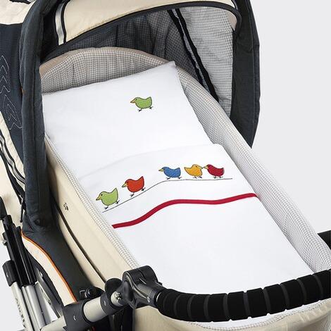 Bettwäsche Für Kinderwagen 35x40 80x80 Cm Online Kaufen Baby Walz