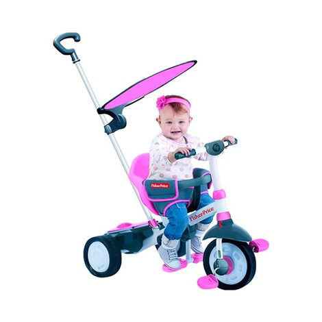 Fisher-Price  Dreirad Charm Plus  pink 2