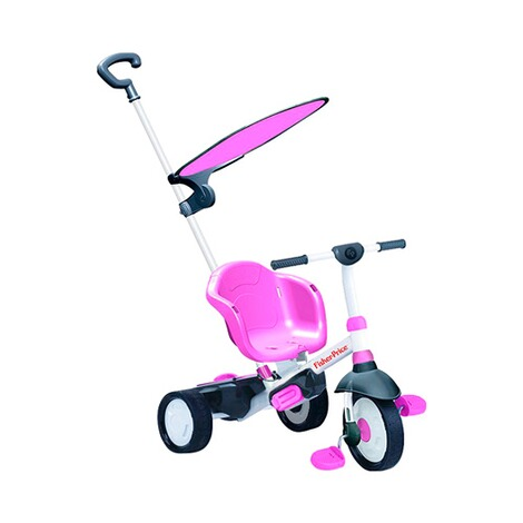 FISHER PRICE  Dreirad Charm Plus  pink 3