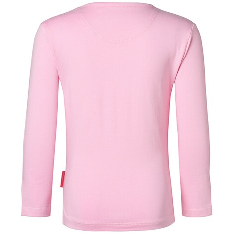 NOPPIES  Shirt langarm Flamingo  rosa 2