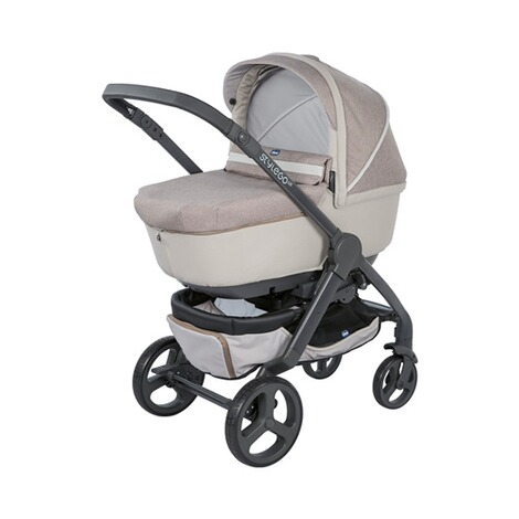 CHICCO  Duo Style Go Up Crossover Kombikinderwagen  beige 1