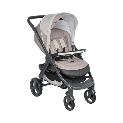 CHICCO  Duo Style Go Up Crossover Kombikinderwagen  beige 2