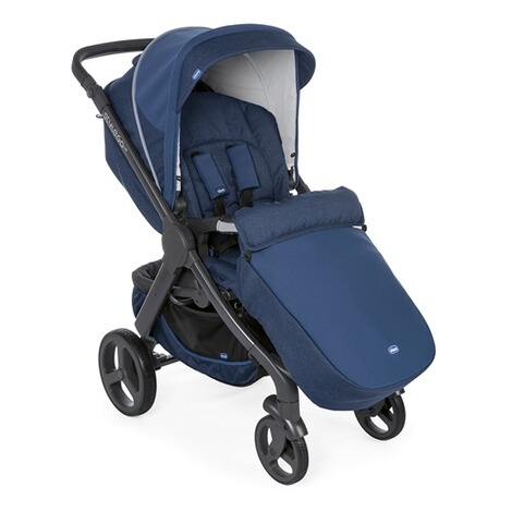 Chicco  Duo Style Go Up Crossover Kombikinderwagen  blue passion 3