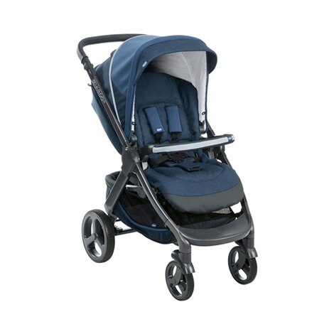 Chicco  Duo Style Go Up Crossover Kombikinderwagen  blue passion 2