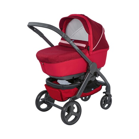 Chicco  Duo Style Go Up Crossover Kombikinderwagen  red passion 1
