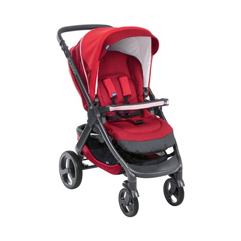 Chicco  Duo Style Go Up Crossover Kombikinderwagen  red passion 2