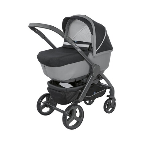 Chicco  Duo Style Go Up Crossover Kombikinderwagen  jet black 1