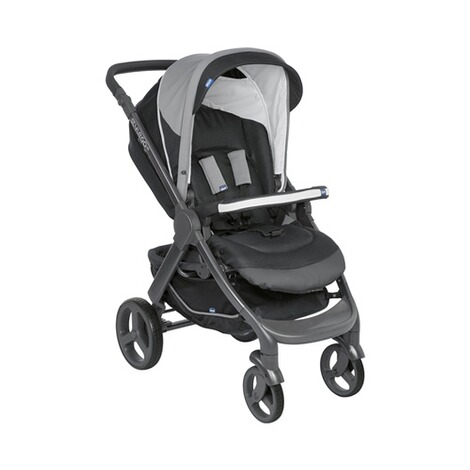 Chicco  Duo Style Go Up Crossover Kombikinderwagen  jet black 2