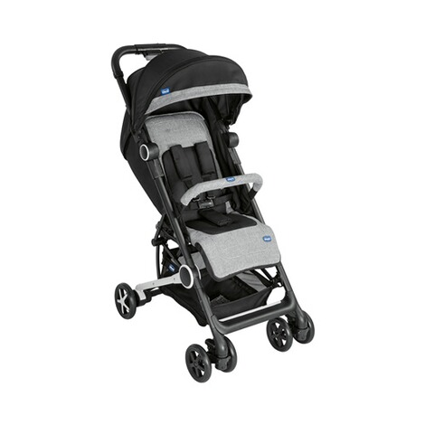 CHICCO  Miinimo Buggy mit Liegefunktion  black night 1