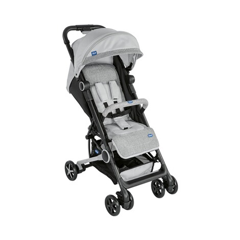 CHICCO  Miinimo Buggy mit Liegefunktion  silver 1