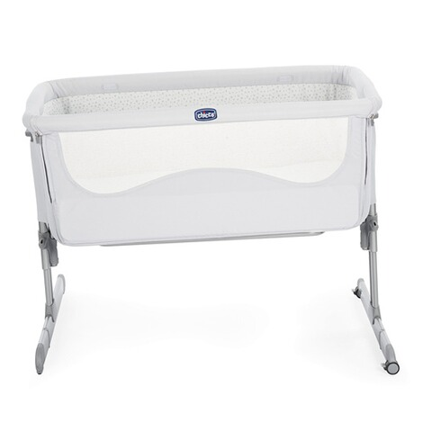 CHICCO NEXT2ME Beistellbett Next2Me 60x90 cm  ligth grey 3