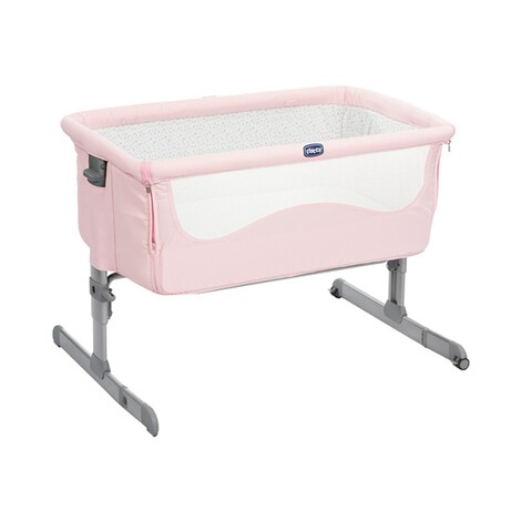 CHICCO NEXT2ME Beistellbett Next2Me 60x90 cm  french rose 1
