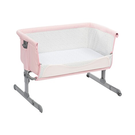 CHICCO NEXT2ME Beistellbett Next2Me 60x90 cm  french rose 2