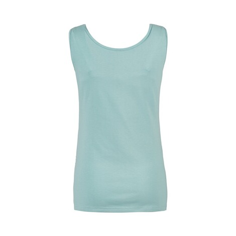 2hearts WE LOVE BASICS 2er-Pack Umstands-Tops  grau/aqua 4