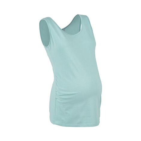 2hearts WE LOVE BASICS 2er-Pack Umstands-Tops  grau/aqua 3