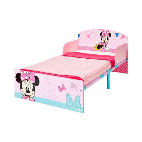 WORLDSAPART MINNIE MOUSE Kinderbett Minnie 70 x 140 cm 1
