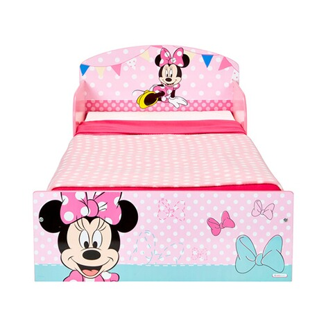 WORLDSAPART MINNIE MOUSE Kinderbett Minnie 70 x 140 cm 2