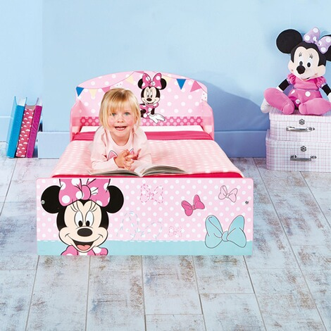 WORLDSAPART MINNIE MOUSE Kinderbett Minnie 70 x 140 cm 4