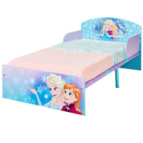 worldsapart disney frozen kinderbett frozen 70 x 140 cm online kaufen baby walz. Black Bedroom Furniture Sets. Home Design Ideas