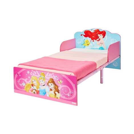WORLDSAPART DISNEY PRINCESS Kinderbett Princess 70 x 140 cm 1