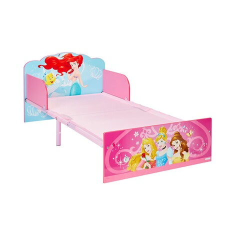 WORLDSAPART DISNEY PRINCESS Kinderbett Princess 70 x 140 cm 2