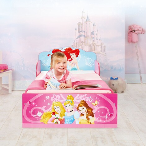 WORLDSAPART DISNEY PRINCESS Kinderbett Princess 70 x 140 cm 4